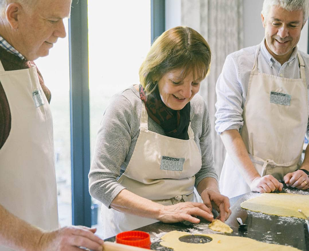 Cookery classes Herefordshire