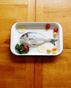 fish cookery class