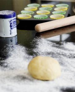 pastry making cookery class